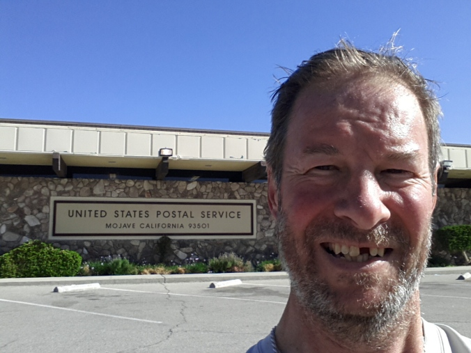 Mojave Post Office