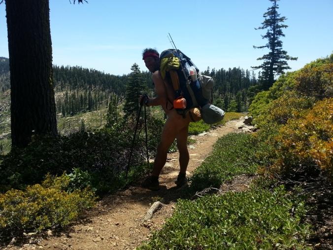 Nakid Hiking Day