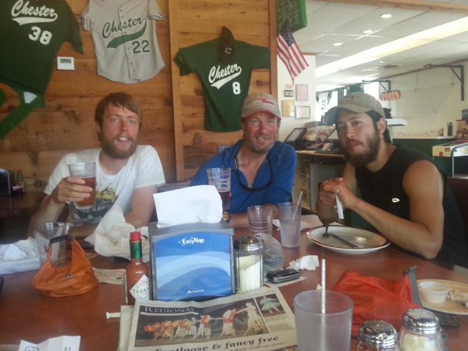 Lunch At the Sports Bar